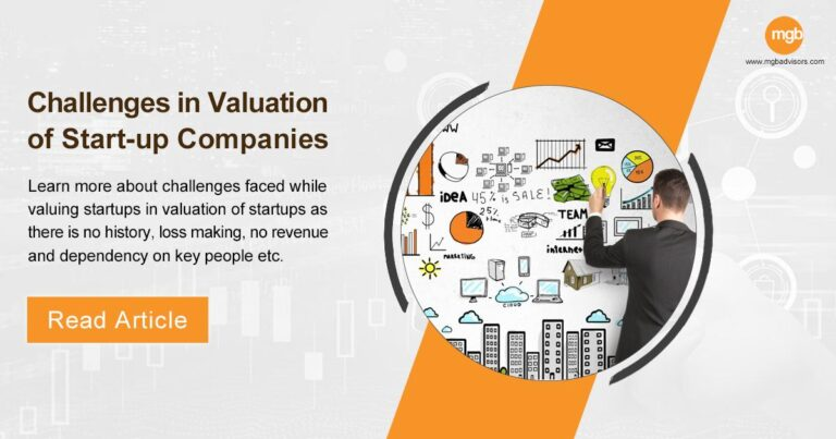Challenges in Valuation of Start-up Companies