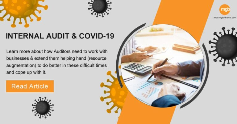 Internal Audit & COVID-19