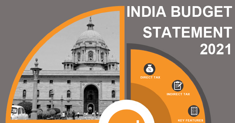 India Budget Statement 2021